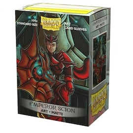 Dragon Shield - Matte Art Sleeves - Emperor Scion: Portrait (100szt.)
