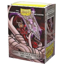 Dragon Shield - Matte Art Sleeves - Lane Thunderhoof: Portrait (100szt.)