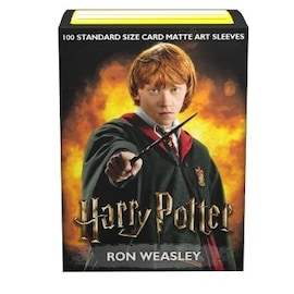 Dragon Shield - Matte Art Sleeves - Ron Weasley (100)