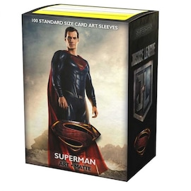 Dragon Shield - Matte Art Sleeves - Superman (100)