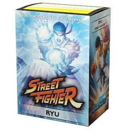 Dragon Shield - Street Fighter Sleeves - Ryu (100szt.)
