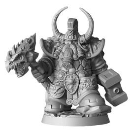 Dragonthyr - Krasnolud, Figurka RPG