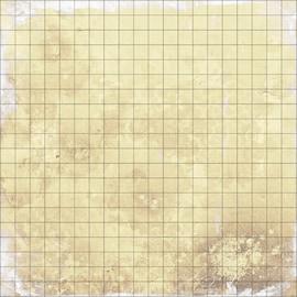 Dry-erase RPG mat 50x50 - Papyrus 1 (square) D&D