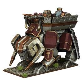 Dwarf Steel Behemoth Kings of War 28mm