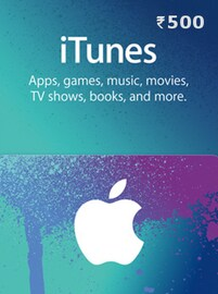 Itunes Karte 5.Apple Itunes Gift Card India 500 Inr Itunes G2a Com
