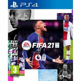 EA SPORTS FIFA 21 - PS4 - HARDCOPY - BRAND NEW AND SEALED (PS4, PS5) Gaming
