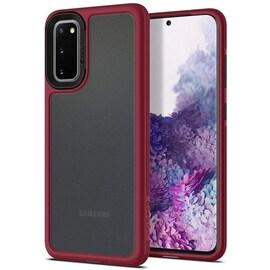 Etui Spigen Ciel Color Brick Samsung Galaxy S20 Burgundy