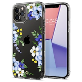 Etui Spigen Cyrill Cecile Apple iPhone 12/12 Pro Midnight Bloom