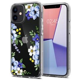 Etui Spigen Cyrill Cecile Apple iPhone 12 mini Midnight Bloom
