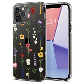 Etui Spigen Cyrill Cecile Apple iPhone 12 Pro Max Flower Garden
