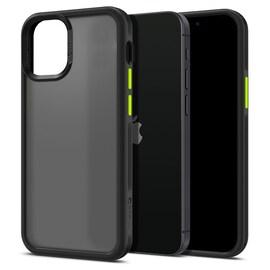 Etui Spigen Cyrill Color Brick Apple iPhone 12 mini Black