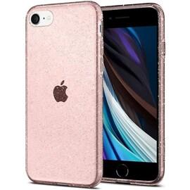 Etui Spigen Liquid Crystal Apple iPhone SE 2020/8/7 Glitter Rose
