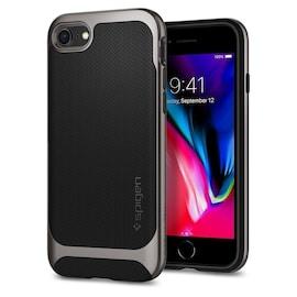 Etui Spigen Neo Hybrid Herringbone Apple iPhone SE 2020/8/7 Gunmetal