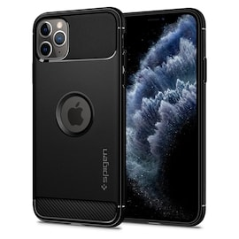 Etui Spigen Rugged Armor Apple iPhone 11 Pro Black