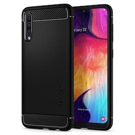 Etui Spigen Rugged Armor Samsung Galaxy A30s/A50/A50s Black