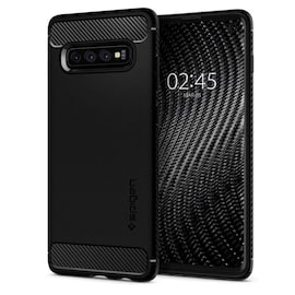 Etui Spigen Rugged Armor Samsung Galaxy S10 Matte Black