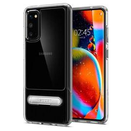 Etui Spigen Slim Armor Essential S Galaxy S20 Crystal Clear