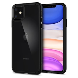 Etui Spigen Ultra Hybrid Apple iPhone 11 Matte Black