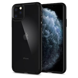 Etui Spigen Ultra Hybrid Apple iPhone 11 Pro Max Matte Black