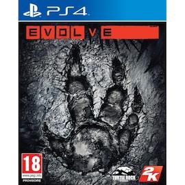 Evolve PS4 + Monster Expansion DLC