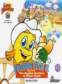Freddi Fish 4: The Case of the Hogfish Rustlers of Briny Gulch Steam Key GLOBAL