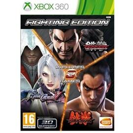 Fighting Edition: Tekken Tag 2, Tekken 6 & Soulcalibur V X360 Hard copy Brand new & Sealed XBOX 360 Gaming