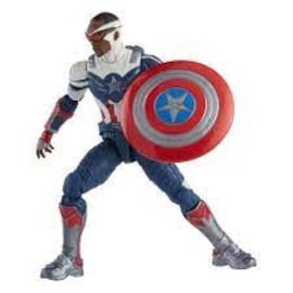 Figurka Captain America F0328 The Falcon And The Winter Soldier Hasbro