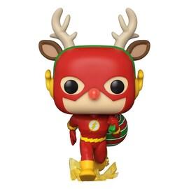 Figurka Funko Pop! #356 Świąteczny Flash Rudolf - DC Comics