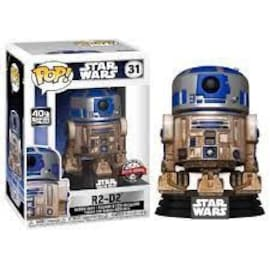 Figurka Funko POP R2-D2 Star Wars nr 31