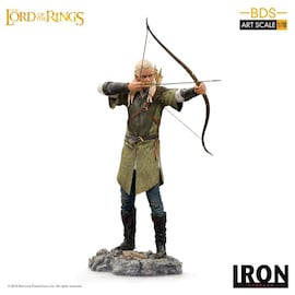Figurka Legolas 23 cm Lord Of The Rings Deluxe BDS Art Scale Statue 1/10
