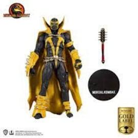 Figurka Mortal Kombat 18cm Spawn Gold Label