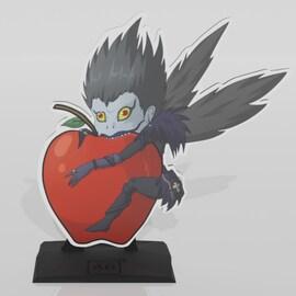 Figurka Ryuk Death Note Multi-Color
