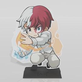 Figurka Todoroki My Hero Academia Multi-Color