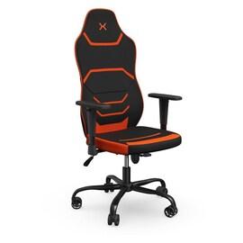 Fotel Dla Gracza Krux Krx0028 Sfero Or Czarno-Pomarańczowy