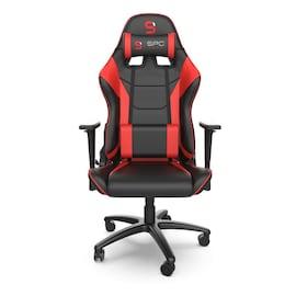 Fotel Dla Gracza Spc Gear Sr300 Rd V2 Czarno-Czerwony