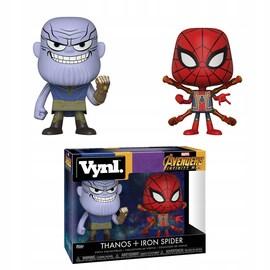 Funko POP! Avengers Thanos & Iron Spider 2pak