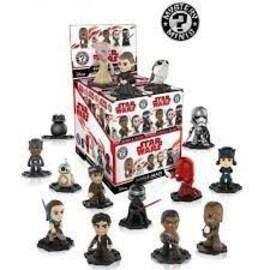 Funko POP Star Wars Episode VIII Mystery Minis Vinyl Figures Bobble Head 6cm