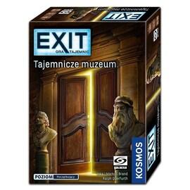 Galakta Gry EXIT Tajemnicze Muzeum