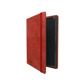 Gamegenic: Prime Album 18-Pocket - Red