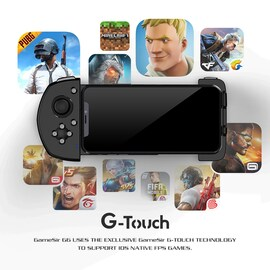 GameSir G6 Mobile Gaming Touchroller Wireless Controller with Ultra-thin 3D Joystick G-Touch Technology