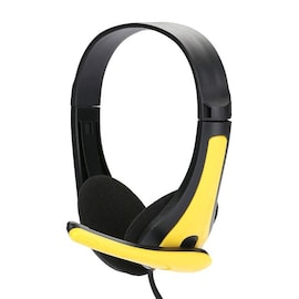 Gaming Headset Stereo  Yellow