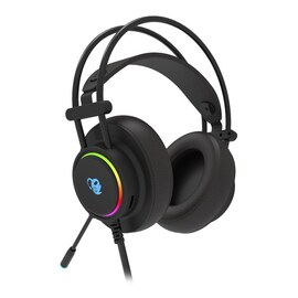 Gaming Headset With Microphone Coolbox Dg-Aur-01 Black