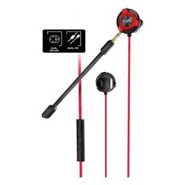 Gaming Headset With Microphone Energy Sistem Esg-1 3.5 Mm Black Red