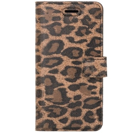 Google Pixel 4A- Surazo® Phone Case Genuine Leather- Panther