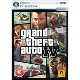 Grand Theft Auto IV PC Hard copy Brand new & Sealed PC Gaming