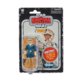 Han Solo - Star Wars  S3 Retro Figures Assortment - Hasbro Blue