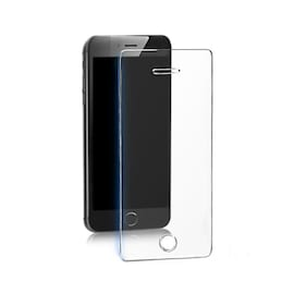 Hartowane Szkło Ochronne Premium Qoltec Do Samsung S7 | Pełne | Czarne