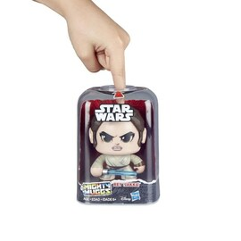 Hasbro Star Wars Mighty Muggs Rey Jakku nastój