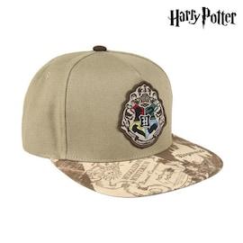 Hat With Flat Visor Harry Potter 73600 Light Brown (59 Cm)