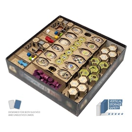 Heaven and Ale (Base Game Or With Kegs and More Exp) Organizer Insert